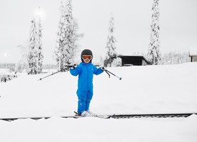 Find out more about skiing in Lapland