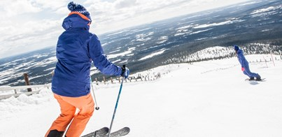 SKIING IN LAPLAND: NOT JUST FOR CHRISTMAS