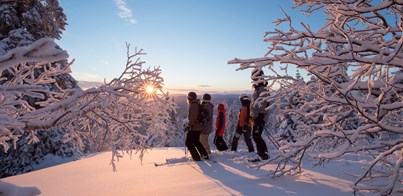 CLIMATE CHANGE AND SKIING HOLIDAYS: WHAT IT MEANS TO THE GENERAL HOLIDAY MAKER