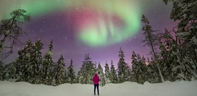 OUR TOP 5 AURORA HUNTING DESTINATIONS WITH SKIING