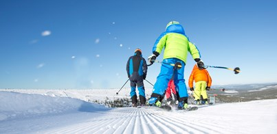 WHICH SCANDINAVIAN SKI DESTINATION IS THE RIGHT CHOICE FOR YOUR FAMILY