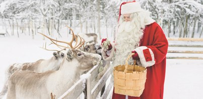 HOW TO VISIT SANTA IN LAPLAND FOR THE DISCERNING FAMILY - LUXURY FATHER CHRISTMAS HOLIDAYS