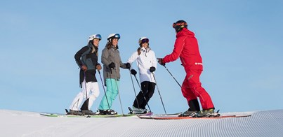 LEARNING TO SKI: WHY SKIING ISN'T JUST FOR EXPERTS