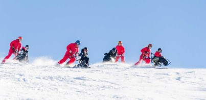 ADAPTIVE SKIING IN NORWAY, SWEDEN & FINLAND: ACCESSIBLE SKI HOLIDAYS
