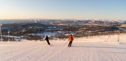 EASTER SKIING IN NORWAY
